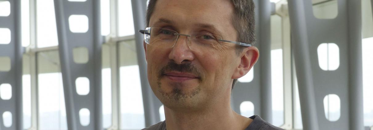 Sylvain Petek, IRD