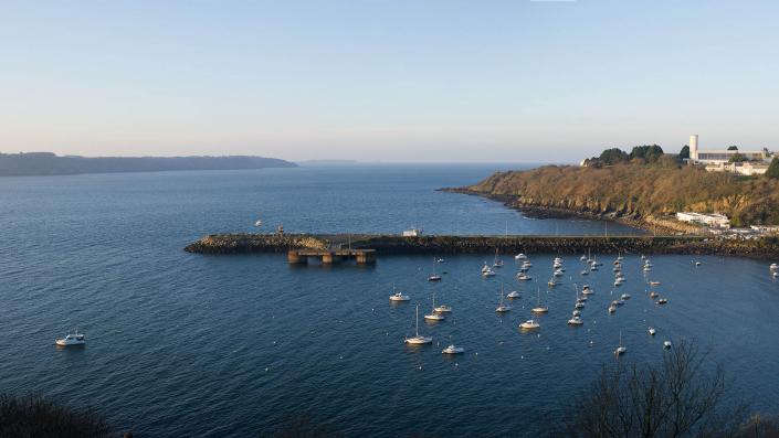 Bay of Brest