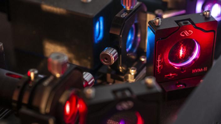 Cytometrie-laser