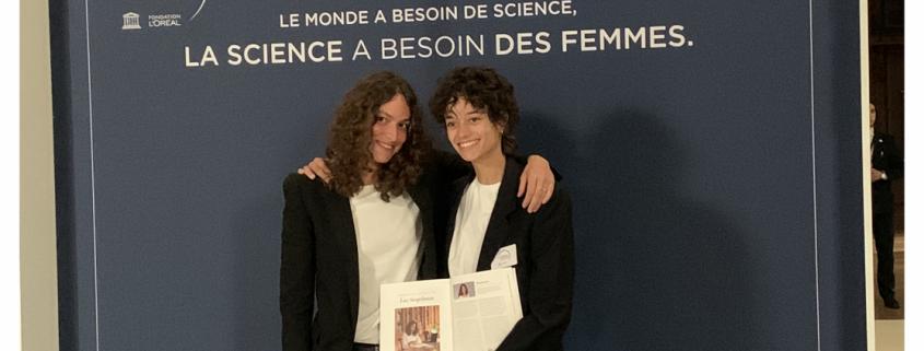 Cérémonie Lia Siegelman UNESCO