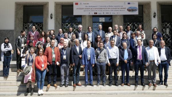 Conférence sur les risques côtiers à Rabat