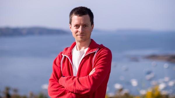 Vincent Le Garrec, Ingénieur d'études en écologie marine et taxinomie du benthos marin à l'Observatoire