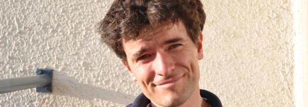 Etienne Henry, ingénieur de recherche en biophysique au LM2E